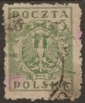 Sellos de Europa - Polonia -  Emisiones del sur de Polonia
