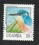 Stamps : Africa : Uganda :  913 - Ave