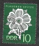Sellos de Europa - Alemania -  837 - Diseño de Encajes