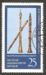 Sellos de Europa - Alemania -  1902 - Instrumento musical de Vogtland, clarineta, flauta