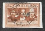 Stamps Poland -  411 - Stanislaw Wyspianski - Juliusz Slowacki - Jan Kasprowicz
