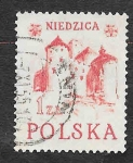 Stamps Poland -  556 - El Castillo Niedzica