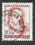 Sellos de Europa - Polonia -  592 - Jan Kochanowski