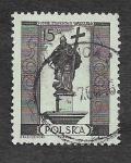 Sellos de Europa - Polonia -  670 - Monumento a Segismundo III