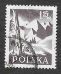 Stamps Poland -  732 - Industria Turistica Polaca