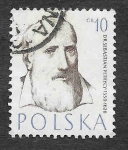 Sellos de Europa - Polonia -  769 - Dr. Sebastian Petrycy de Pilzno