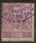 Stamps Europe - Italy -  1901 Victor Emmanuel III