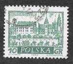 Sellos de Europa - Polonia -  948 - Ciudades Históricas