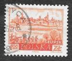 Stamps Poland -  956 - Ciudades Históricas