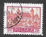sellos de Europa - Polonia -  960 - Ciudades Históricas