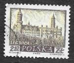sellos de Europa - Polonia -  962 - Ciudades Históricas