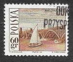 Stamps : Europe : Poland :  1442 - Velero