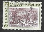 Sellos de Europa - Polonia -  1616 - XXV Aniversario del Ejercito Popular de Polonia