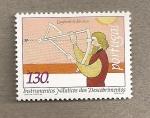 Stamps Portugal -  Instrumentos nauticos