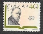 Sellos de Europa - Polonia -  1711 - Escritores Polacos
