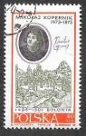 Stamps Poland -  1745 - Nicolas Copernico