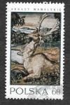 Sellos de Europa - Polonia -  1772 - XVI Centenario de los Tapices del Castillo de Wawel