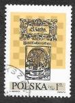 Stamps Poland -  2043 - X Festival Internacional de Ajedrez