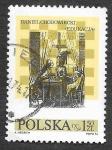 Stamps Poland -  2044 - X Festival Internacional de Ajedrez