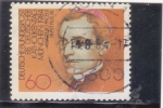 Stamps Germany -  PAPA PIO XII