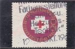 Stamps : Europe : Germany :  1CENTENARIO CRUZ ROJA ALEMANIA