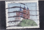 Sellos del Mundo : Europa : Alemania : 750 ANIVERSARIO CASTEDRAL  › Limburg