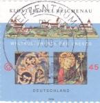Sellos del Mundo : Europa : Alemania : Patrimonio cultural de la UNESCO