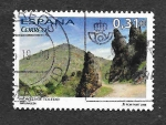 Stamps : Europe : Spain :  Edf 4398 - Naturaleza