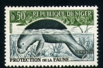 Stamps Africa - Niger -  lamantin