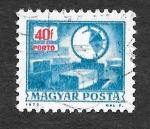 Sellos del Mundo : Europa : Hungría : J267 - Historia Postal