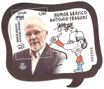 Stamps Europe - Spain -  Humor gráfico- Forges