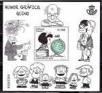 Stamps Europe - Spain -  Humor gráfico- Quino
