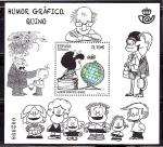 Sellos de Europa - España -  Humor gráfico- Quino