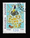 Stamps : Europe : Bulgaria :  Christmas