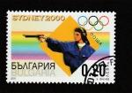Stamps : Europe : Bulgaria :  Juegos Olímpicos Sydney