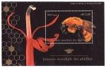 Sellos del Mundo : America : ONU : Día mundial de la abeja