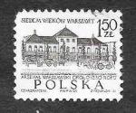 Sellos de Europa - Polonia -  1339 - Edificios Polacos
