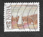 Stamps Poland -  1442 - Velero