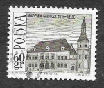 sellos de Europa - Polonia -  1443 - Academia de Minería