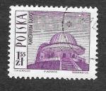 Sellos de Europa - Polonia -  1446 - Planetario de Katowice