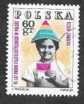 de Europa - Polonia -  1591 - 75 Años de la Filatelia Polaca