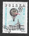 de Europa - Polonia -  1592 - 75 Años de la Filatelia Polaca