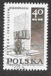 de Europa - Polonia -  1624 - Monumento a los Insurgentes Polacos. Poznan