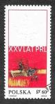 sellos de Europa - Polonia -  1667 - XXV Aniversario de la República Popular Polaca