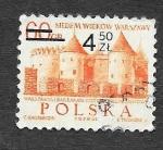 Sellos del Mundo : Europa : Polonia : 1925 - Castillo Barbican