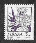 Sellos del Mundo : Europa : Polonia : 2020 - Flores