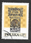 Sellos del Mundo : Europa : Polonia : 2043 - X Festival Internacional de Ajedrez. Lublin