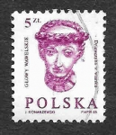 Sellos del Mundo : Europa : Polonia : 2628A - Escultura