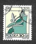 Sellos del Mundo : Europa : Polonia : 3281 - Signos del Zodiaco