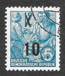 Sellos de Europa - Alemania -  218 - Maquinista